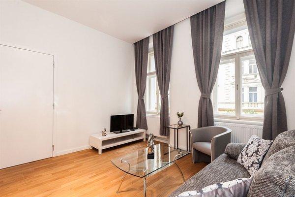Designer Prague City Apartments - фото 6
