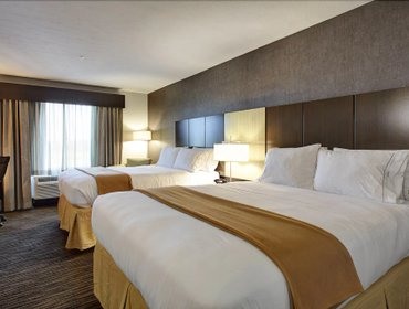Апартаменты Holiday Inn Express & Suites North Fremont
