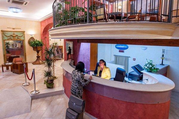 Hotel Flora - 12