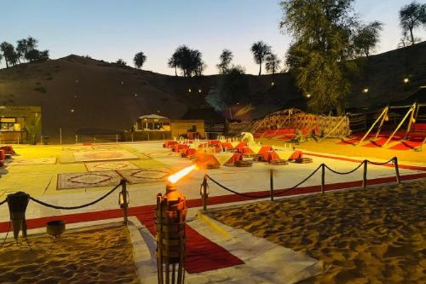 Bedouin Oasis Camp - фото 11