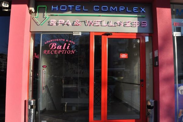 Hotel Bali and Spa - фото 18