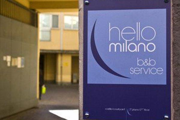 Отель Hello Milano типа «постель и завтрак» - фото 17