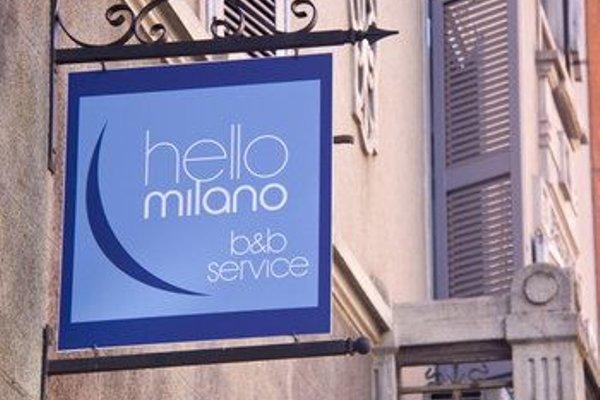 Отель Hello Milano типа «постель и завтрак» - фото 21