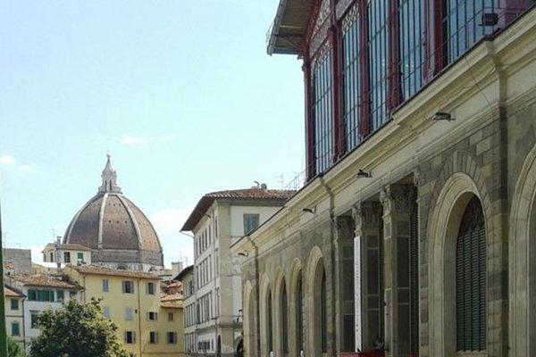 Unique Apartment Florence - фото 10