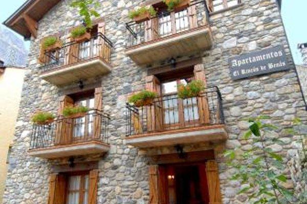 Apartamentos El Rincon de Benas - фото 30