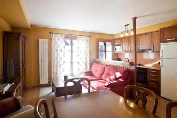 Apartamentos El Rincon de Benas - фото 5