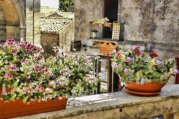 Erice Villa Terrace and Balcony - фото 4