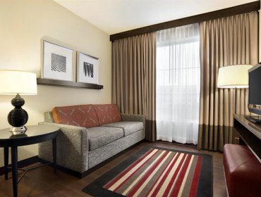 Апартаменты Embassy Suites Jackson - North/Ridgeland