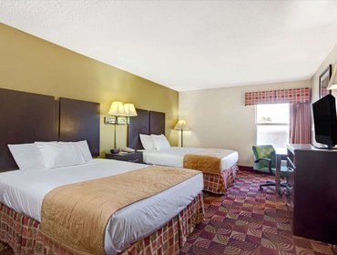 Апартаменты Days Inn & Suites Ridgeland