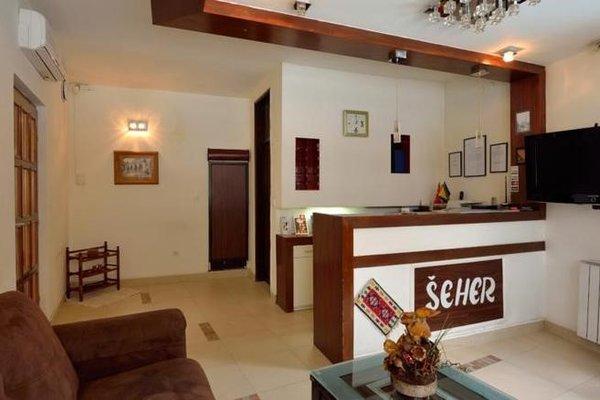 Отель Samm Seher - 16
