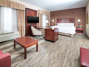 Апартаменты Hampton Inn & Suites Greensburg