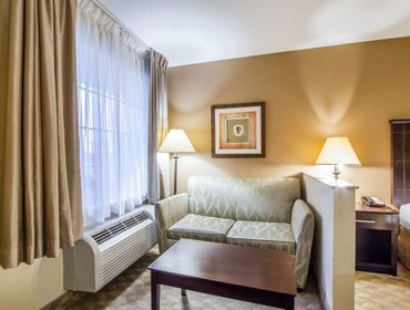 Апартаменты Quality Inn & Suites Greenville