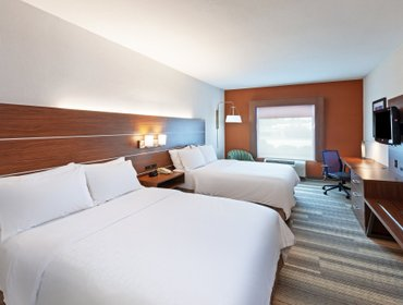 Апартаменты Holiday Inn Express Hotel and Suites Jasper