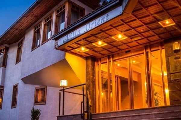 Hotel Villa Orient - фото 19