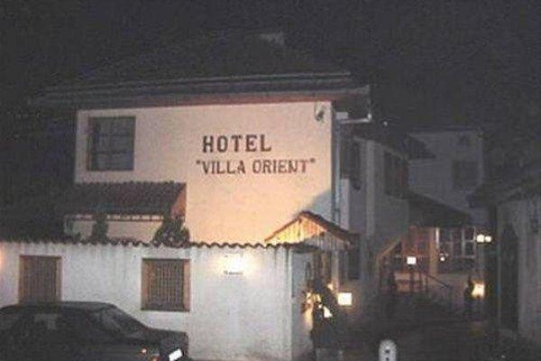 Hotel Villa Orient - фото 22