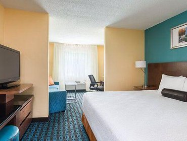 Апартаменты Fairfield Inn & Suites Jackson