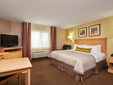 Апартаменты Candlewood Suites Houston Park Row