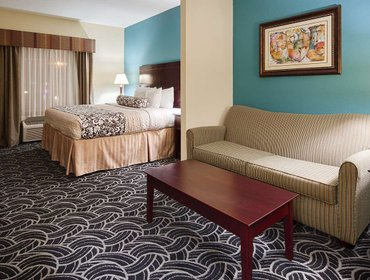 Апартаменты Best Western Plus Katy Inn and Suites