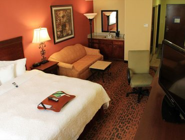 Апартаменты Hampton Inn and Suites Houston-Katy