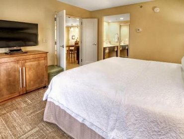 Апартаменты Hampton Inn and Suites Asheville-I-26
