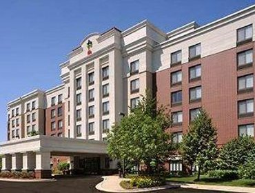 Апартаменты SpringHill Suites Chicago Lincolnshire