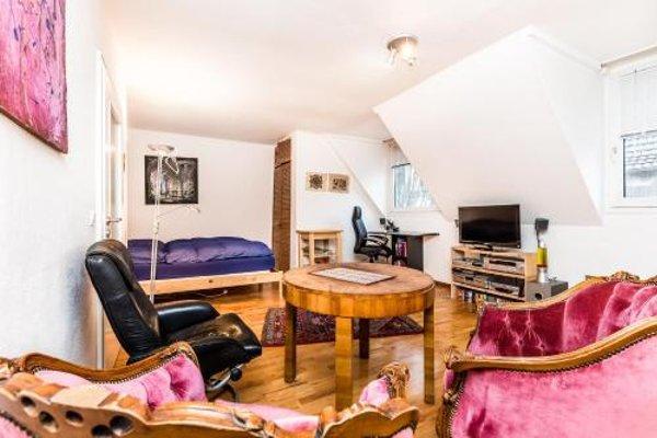 Apartment Koln Nippes - фото 13