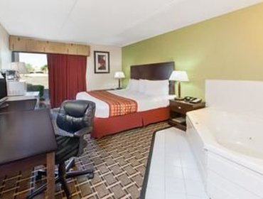 Апартаменты Days Inn and Suites Madison Heights