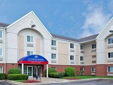 Апартаменты Candlewood Suites Chicago/Libertyville