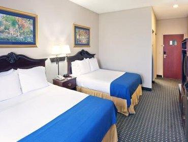 Апартаменты Holiday Inn Express & Suites MIDWEST CITY