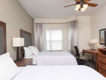 Апартаменты Homewood Suites by Hilton Indianapolis Airport / Plainfield