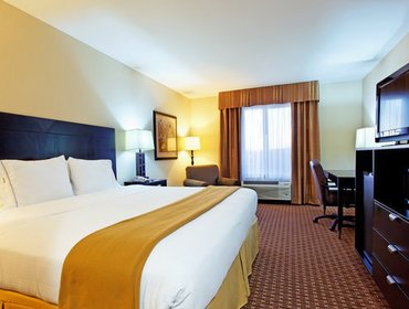 Апартаменты Holiday Inn Express & Suites Ozona