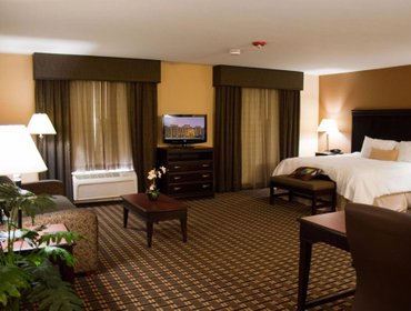 Апартаменты Hampton Inn & Suites Pine Bluff