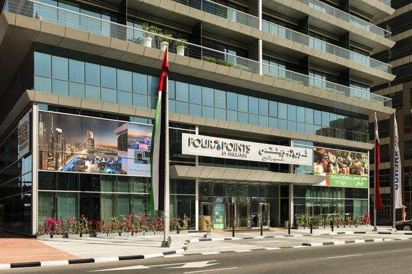 Four Points by Sheraton Sheikh Zayed Road - фото 50