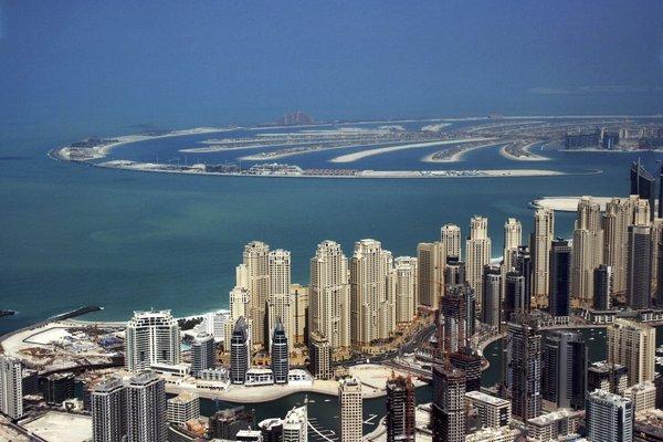 Four Points by Sheraton Sheikh Zayed Road - фото 23
