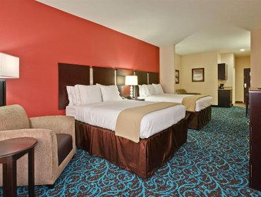 Апартаменты Holiday Inn Express & Suites - New Philadelphia Southwest