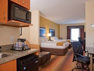 Апартаменты Holiday Inn Express Hotel & Suites Prattville South
