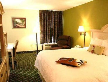 Гестхаус Hampton Inn Jackson Pearl Intrntl Airport