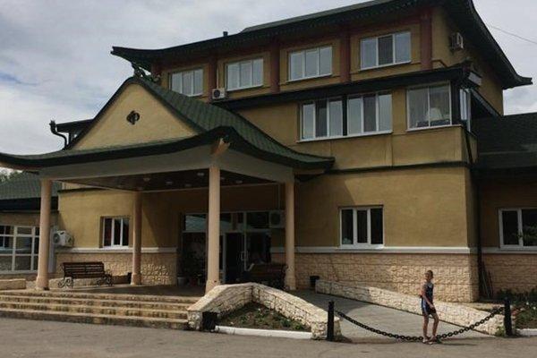 Гостиничный Комплекс Золотой Дракон - фото 23