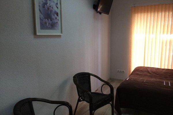 Гостиничный Комплекс Росинка - фото 11