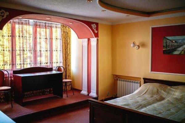Гостиничный Комплекс Росинка - фото 3