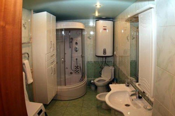 Отель Странник - фото 10