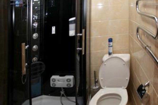 Отель Странник - фото 12