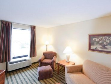 Апартаменты Hampton Inn & Suites St. Louis-Chesterfield