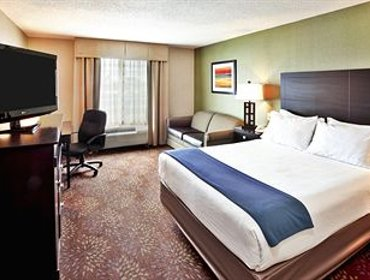 Апартаменты Holiday Inn Express Hotel & Suites Woodhaven