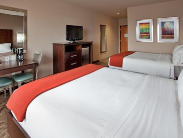 Апартаменты Holiday Inn Express Hotel and Suites Saint Robert