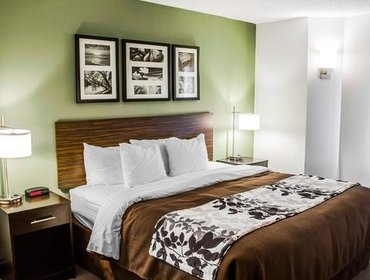 Апартаменты Sleep Inn & Suites Roseburg