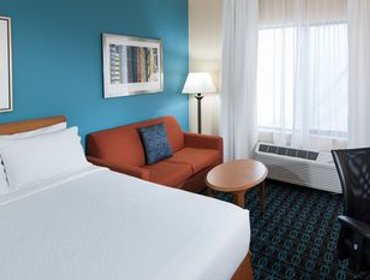 Апартаменты Fairfield Inn & Suites Ruston