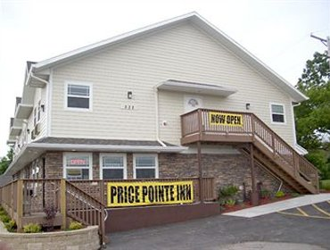 Гестхаус Price Pointe Inn