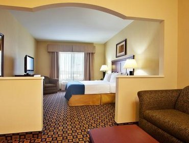 Апартаменты Holiday Inn Express Hotel & Suites Waukegan/Gurnee