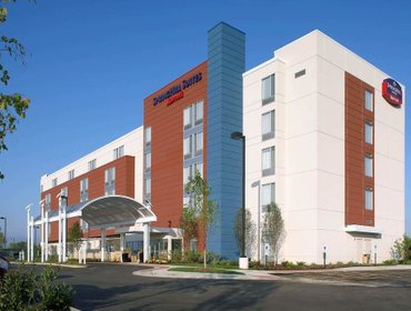 Апартаменты SpringHill Suites by Marriott Chicago Waukegan/Gurnee